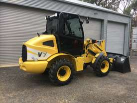 Wheel Loader Yanmar - picture1' - Click to enlarge