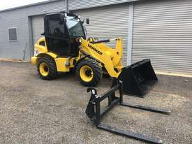 Wheel Loader Yanmar - picture4' - Click to enlarge