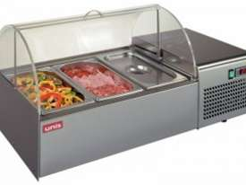 UNIS RHEIN Refrigerated Counter Top Display - picture0' - Click to enlarge