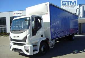 Iveco Eurocargo ML160 Curtainsider Truck