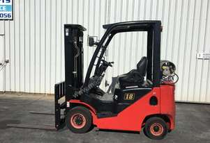 Container Mast Forklift HC 1.8 TON (Low Hours, Full History)