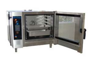 Goldstein 6 Tray Gas Vision Cooking Centre