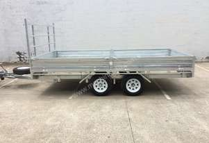 2018 Ozzi 14x7 Flat Top Trailer 2000kg