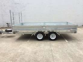 Ozzi 14x7 Flat Top Trailer 2000kg - picture0' - Click to enlarge
