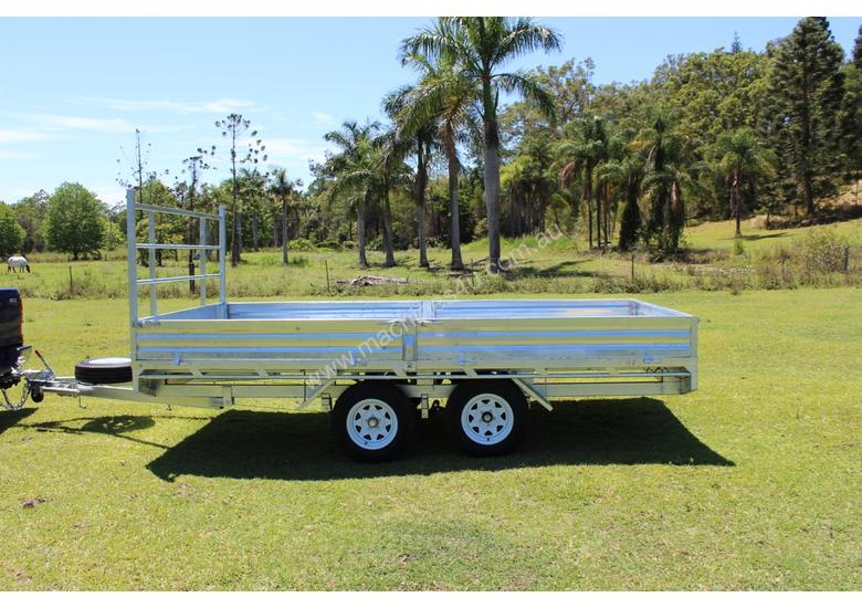 Ozzi 14x7 Flat Top Trailer 2000kg