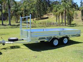 Ozzi 14x7 Flat Top Trailer 2000kg - picture6' - Click to enlarge
