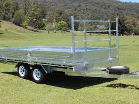 Ozzi 14x7 Flat Top Trailer 2000kg - picture8' - Click to enlarge