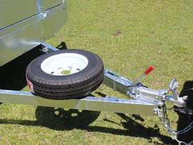 Ozzi 14x7 Flat Top Trailer 2000kg - picture9' - Click to enlarge