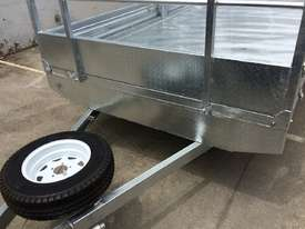 Ozzi 14x7 Flat Top Trailer 2000kg - picture13' - Click to enlarge
