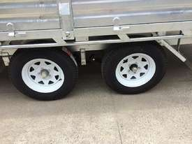 Ozzi 14x7 Flat Top Trailer 2000kg - picture14' - Click to enlarge