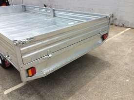Ozzi 14x7 Flat Top Trailer 2000kg - picture15' - Click to enlarge