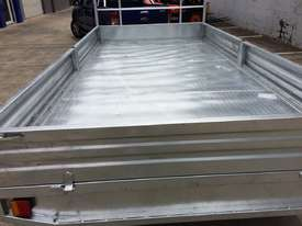 Ozzi 14x7 Flat Top Trailer 2000kg - picture16' - Click to enlarge
