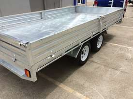 Ozzi 14x7 Flat Top Trailer 2000kg - picture17' - Click to enlarge