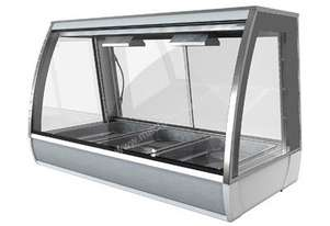 FPG 3B08-CU-SD 3000 Series -Sliding Door Bain Marie - 800mm