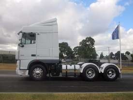 DAF XF 105 Series Primemover Truck - picture14' - Click to enlarge