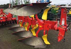 Pottinger Servo 35S Mouldboard Plough Tillage Equip