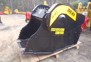 Mb   Crusher Bucket BF120.4