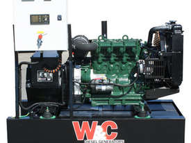 LARGE DIESEL GENSETS (water cooled) - picture0' - Click to enlarge