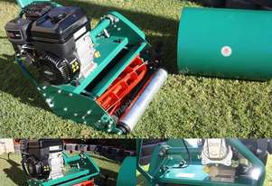 Protea SI355BS 14 Inch Heavy Duty Cylinder Reel Roller Mower