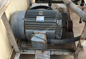 Teco 3 phase induction motor