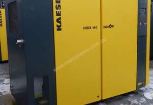 Brand New 2017 Kaeser CSDX140, 75kw, 485cfm, Electric Compressor (cancelled order)