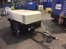 2002 Ingersoll Rand 7/41, 140cfm Diesel Air Compressor, 6 MONTH WARRANTY - picture0' - Click to enlarge