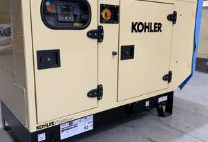 KOHLER KK12 12 kVA Diesel Generator | 3-Phase | Enclosed Cabinet | Made in France