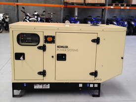 KOHLER 11.5kVA Diesel Generator KM12 3-Phase Enclosed Cabinet - picture0' - Click to enlarge