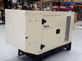 KOHLER 11.5kVA Diesel Generator KM12 3-Phase Enclosed Cabinet - picture3' - Click to enlarge