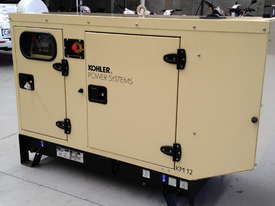 KOHLER 11.5kVA Diesel Generator KM12 3-Phase Enclosed Cabinet - picture4' - Click to enlarge