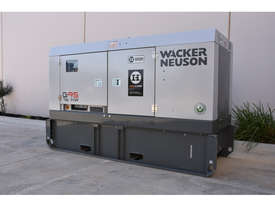 Unused Wacker Nesuson G95 Generator - 95KVA - PRICE DROP...BE QUICK! - picture0' - Click to enlarge