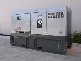 Unused Wacker Nesuson G95 Generator - 95KVA - PRICE DROP...BE QUICK! - picture1' - Click to enlarge