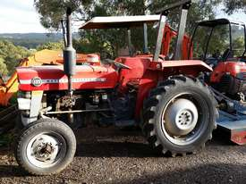 Used Massey Ferguson Model 135 Tractor - picture0' - Click to enlarge