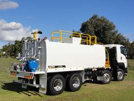 ISUZU 8X4 WATER TRUCK WT18000 - picture15' - Click to enlarge