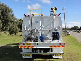 ISUZU 8X4 WATER TRUCK WT18000 - picture18' - Click to enlarge