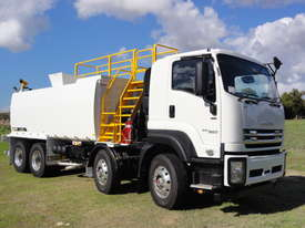 ISUZU 8X4 WATER TRUCK WT18000 - picture19' - Click to enlarge