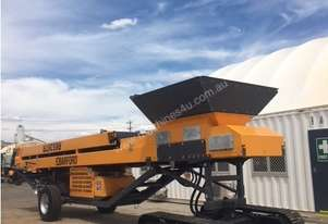 2017 UNUSED BARFORD R6536TR TRACKED CONVEYOR