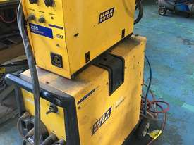 WIA MIG Welder Weldmatic 255 Single Phase 240 Volt with Seperate 255 Wire Feeder 240 amp - picture3' - Click to enlarge