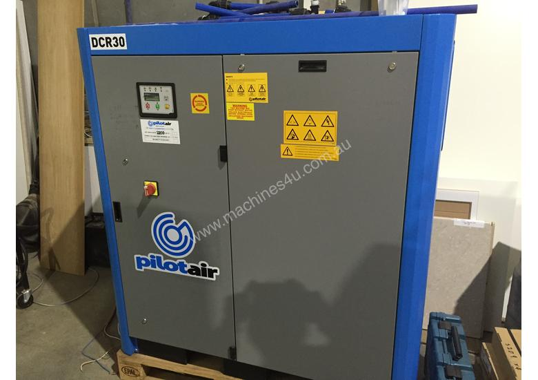 Air compressor rotary screw complete package