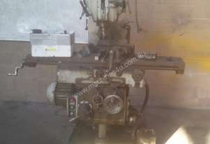 Or  3 phase milling machine