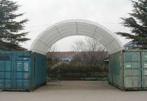Igloo Dome Container Shelter