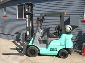 Mitsubishi 1.8 ton LPG good Used Forklift - picture0' - Click to enlarge