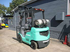 Mitsubishi 1.8 ton LPG good Used Forklift - picture3' - Click to enlarge