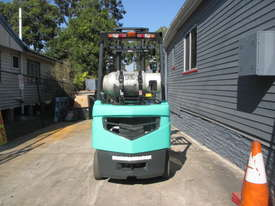 Mitsubishi 1.8 ton LPG good Used Forklift - picture4' - Click to enlarge