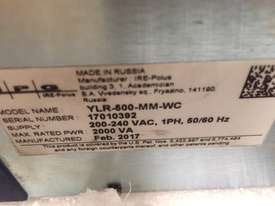 IPG YLR Fiber Laser 500w (laser only) - picture2' - Click to enlarge