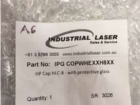 IPG YLR Fiber Laser 500w (laser only) - picture6' - Click to enlarge