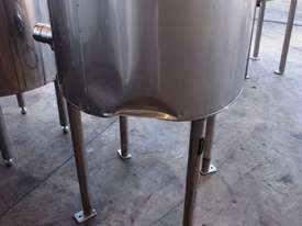 Stainless Steel Jacketed Tank, Capacity: 200Lt - picture0' - Click to enlarge