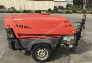 2010 Atlas Copco XAS130DD 130cfm Air Compressor