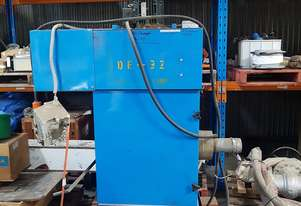 Ozone   Dust Collection system