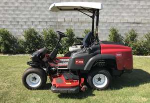 TORO GROUNDSMASTER 360 QUAD - STEER  2WD